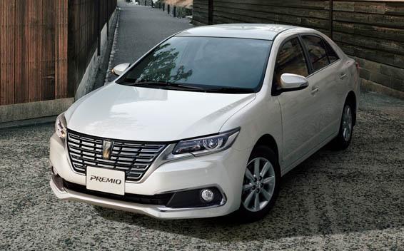 トヨタ プレミオ 新型・現行モデル