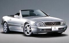 メルセデス・ベンツ SL 1990年8月〜モデル