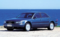 アウディ A8 1995年5月〜モデル