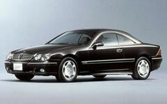 メルセデス・ベンツ CLクラス 1999年10月〜モデル