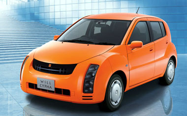 トヨタ WiLLサイファ 新型・現行モデル