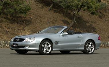 メルセデス・ベンツ SL 新型・現行モデル
