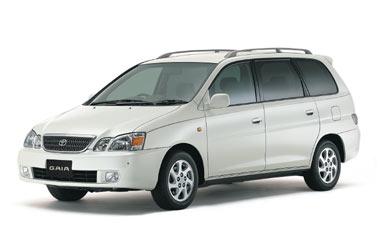 トヨタ ガイア 新型・現行モデル