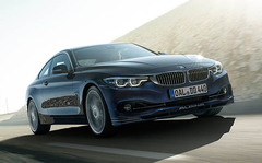 BMWアルピナ D4 クーペ