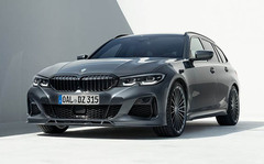 BMWアルピナ D3 ツーリング