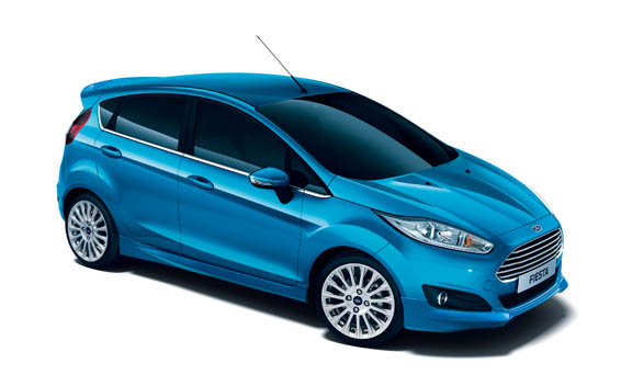 フォード フィエスタ 新型・現行モデル