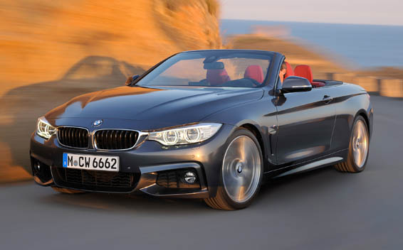 BMW 4シリーズ カブリオレ 新型・現行モデル