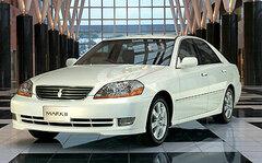 トヨタ マークII 2000年10月〜モデル