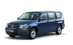 トヨタ プロボックス 新型・現行モデル