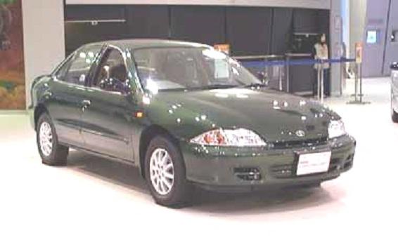 トヨタ キャバリエ