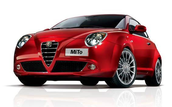 アルファロメオ MiTo 新型・現行モデル