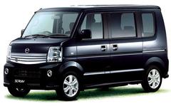 マツダ スクラムワゴン 2005年9月〜モデル