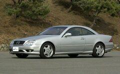 AMG CLクラス 2001年9月〜モデル