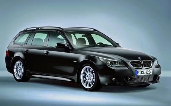 BMW 5シリーズ ツーリング 新型・現行モデル