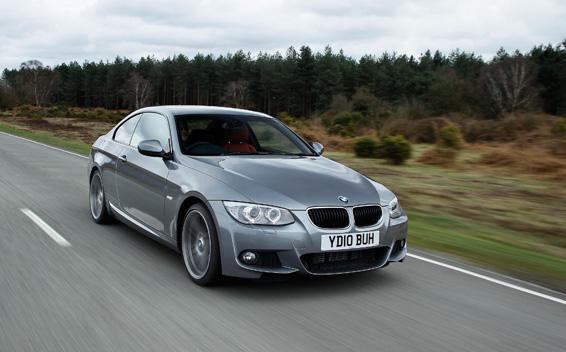 BMW 3シリーズ クーペ 新型・現行モデル