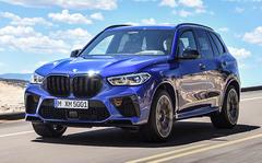 BMW X5M 新型・現行モデル
