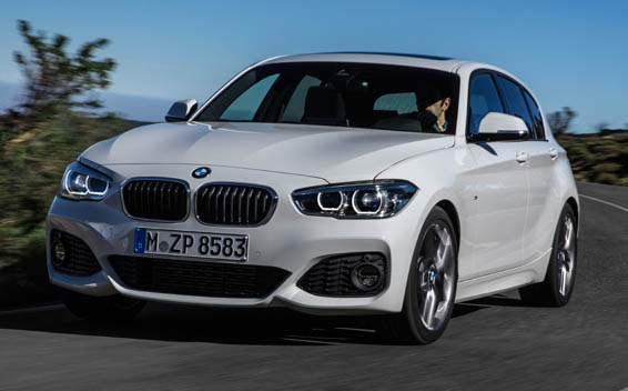BMW 1シリーズ ハッチバック 新型・現行モデル