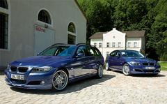 BMWアルピナ D3 2010年9月〜モデル