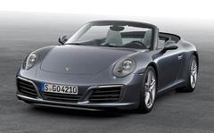 ポルシェ 911 カブリオレ 2011年11月〜モデル