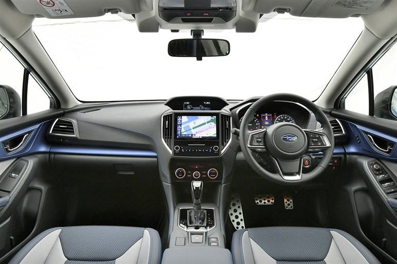 スバル XV 買いはハイブリッド。中間グレードのSがベストバランスだが、シンプルな装備のLも好印象