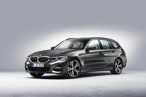 BMWジャパン、「3シリーズツーリング」にエントリーモデル「318i」追加