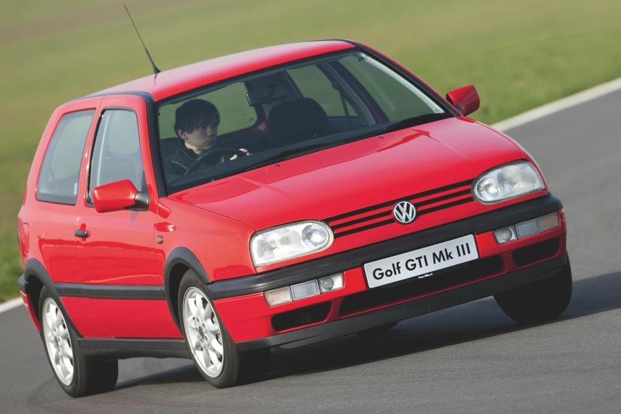 【3代目だって悪くない】フォルクスワーゲン・ゴルフGTI Mk3 良さを再確認 英国版中古車ガイド