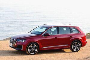 アウディジャパン、大型SUV「Q7」をマイナーチェンジ デザイン大幅刷新 310台の限定車も