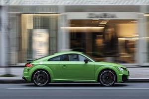「アウディ TT RSクーペ」熟成の極み……。ファイナルスペックで手に入れた凄みと魅力【2021 Audi RS SPECIAL】
