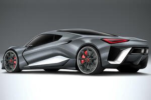 【1900ps以上のEV】新型のスイス製ハイパーカー 2023年発売予定 ボディに新素材採用か
