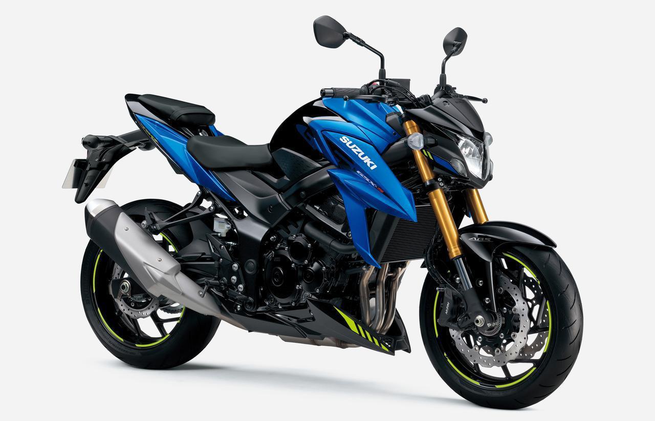 スズキ「GSX-S750」【1分で読める 2021年に新車で購入可能なバイク紹介】