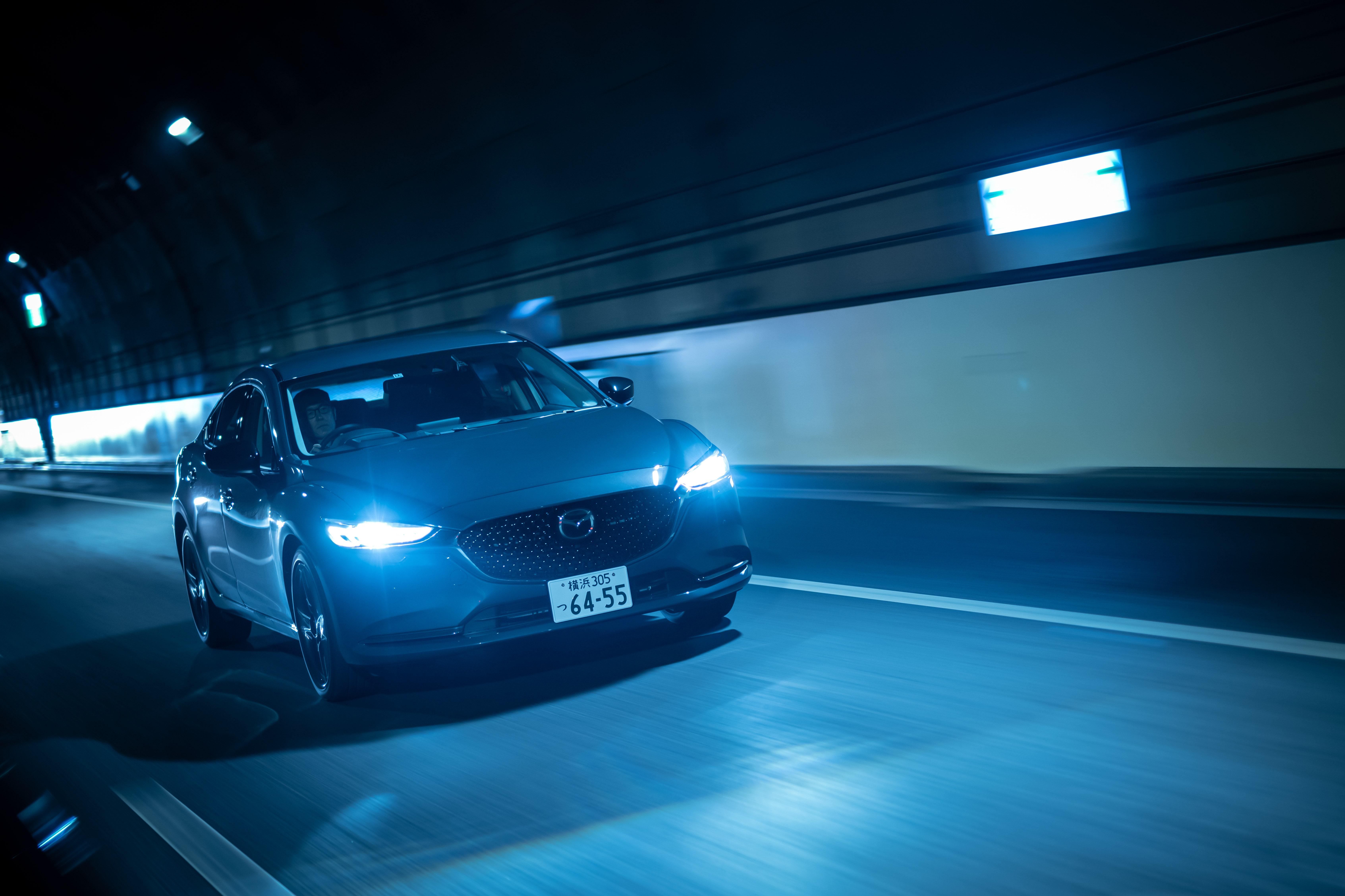 日本車離れしている日本車とは?──マツダ6試乗記