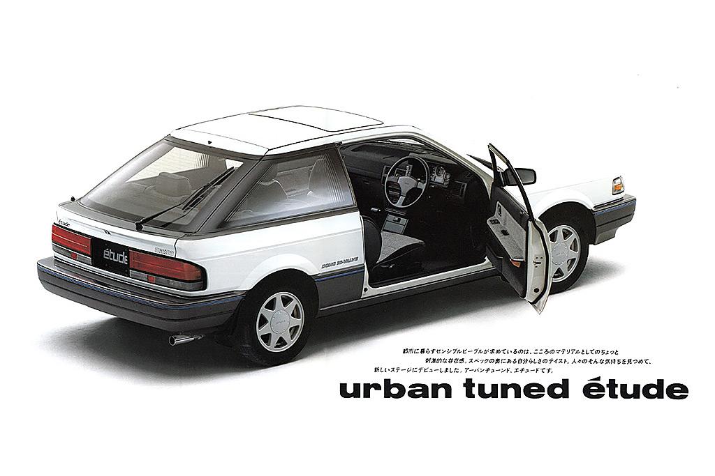 【ニューモデル情報通】Vol.9 複合ジャンル系SUVの「マツダMX-30」に、「ペルソナ」や「エチュード」の流れを見る
