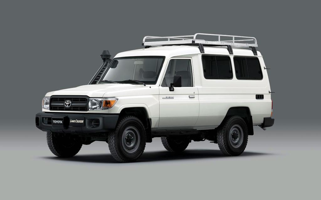 【奥深い】新型話題 トヨタ・ランドクルーザーの派生モデル4選
