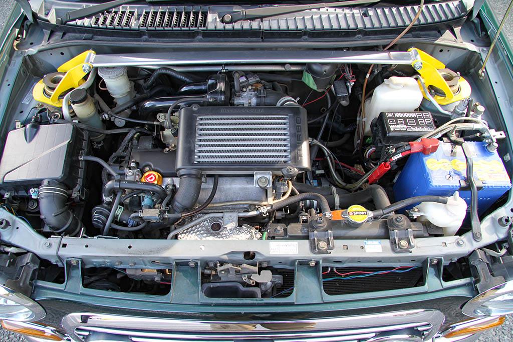 「このルックスでターボ+MT+四駆!」コアな車好き専用モデル『ミラジーノミニライトスペシャルターボ4WD』【ManiaxCars】