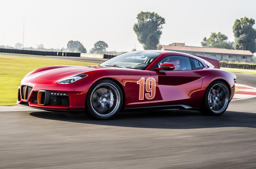 【巨大なシャークフィンの正体は?】トゥーリング・スーパーレッジェーラ・エアロ3 フェラーリをカスタム