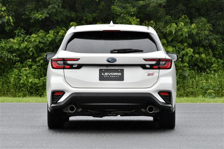 新型レヴォーグはガソリンのみ。アイサイトX=35万円のハンズオフは50km/h以下で作動
