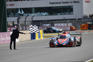車いすレーサー青木拓磨、長年の夢だった「ル・マン24時間レース参戦」を終え「激戦」を振り返る