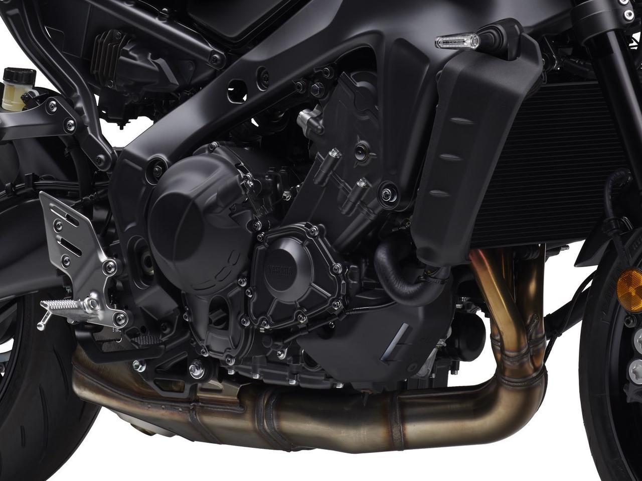 ヤマハが新型「MT-09 SP」を発売! 2021年型はフルモデルチェンジを遂げ、排気量アップ&新装備を多数採用