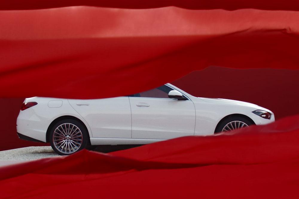【予告】メルセデス・ベンツ新型Cクラス、日本発表へ 6月29日にセダン/ワゴンを披露