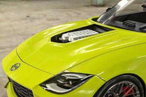 夢の800馬力超!? 新型「フェアレディZ」にV8エンジン搭載!? マッスルカー化する米国流のカスタムイメージとは