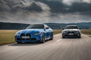 サーキット走行を全開で楽しめる4WDの「M」! 「BMW M3セダン」および「BMW M4クーペ」にCompetition M xDriveを追加