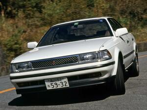 【昭和の名車 164】トヨタ カリーナEDは4ドアハードトップを採用して大成功を収めた