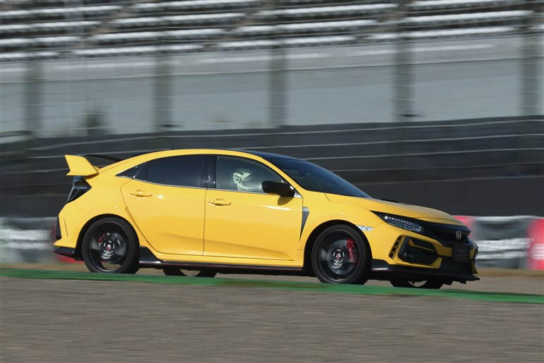 シビックタイプRリミテッドエディションに鈴鹿サーキットで試乗。FF世界最速の理由が見えた