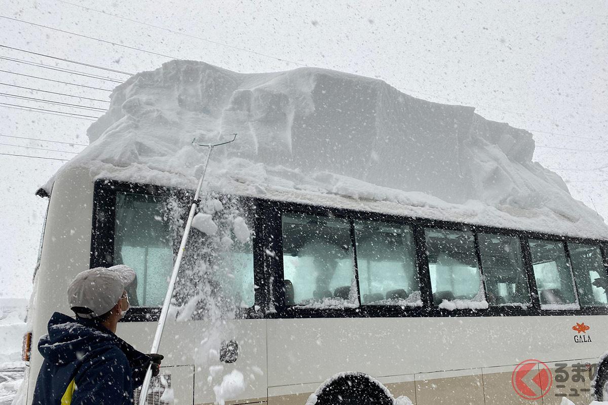 量 ガーラ 湯沢 積雪