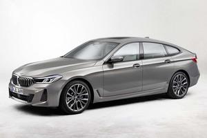 【フォトデビュー!】「BMW 6シリーズ・グランツーリスモ」5ドアの6シリーズも内外装をリフレッシュ