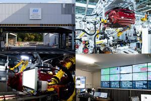 「これが自動車工場?」圧倒されるハイテクの館! 日産「インテリジェントファクトリー」が凄かった