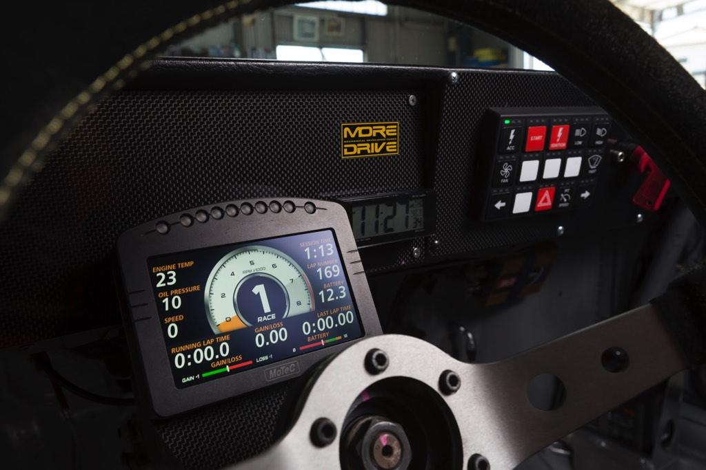 「世にも珍しいアルファロメオ75TSの本格チューンド!」NAフルメカチューン+モーテック制御で快感レスポンスを実現!