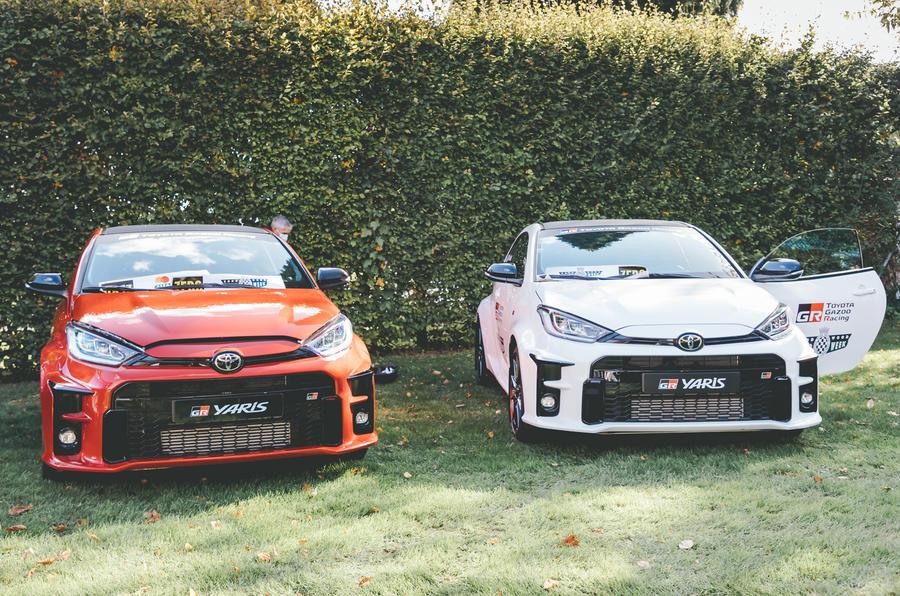 【WRCの実力を見せつける】新型トヨタGRヤリス デビューイベントでパフォーマンス披露予定 英国