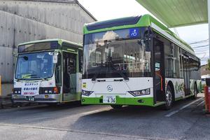 【山梨交通】かつて路面電車が走った甲府に、和魂漢才の電気バスは走るか? 中国製バス車体・日本製バッテリー