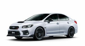 SUBARUが「STI Sportの完成形」を謳う特別仕様車の「WRX S4 STI Sport♯」を発売。合わせてWRX S4のグレード展開の見直しを実施